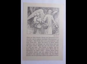 Weihnachten, Engel, Schutzengel, Denke an Bethel 1935 ♥ (62299)