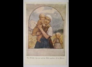 Mutter Muttertag, Muttertagsfeier Bregenz 1936 Sonderstempel
