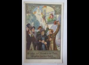 Bund der Deutschen in Böhmen, Studentika, Nr. 193, 1915 ♥