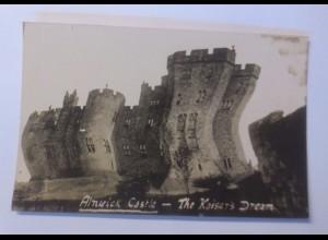 """England, Alnwick Castle, Des Kaisers Traum"" 1959 ♥"