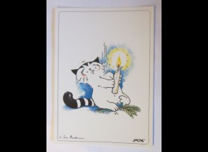 Cartoon, Jacob, Weihnachten, Sven Hartmann, 1984 ♥ (71813)