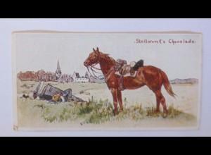 Stollwerck, Gruppe 48, Nr.3, Album Nr.2, Leben des Pferdes ♥ (59414)