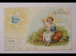 Weihnachten, Heilige, 1901 ♥ (39043)