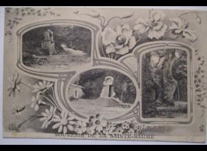 Frankreich Souvenir de La Sainte Baume ca. 1910
