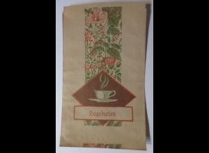 Werbung, Reklame, Kaufladen Tütchen, Hageputten Tee, ca. 1920 ♥ (69581)