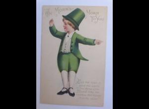 St. Patrick´s Day, Kinder, Mode, 1920 ♥ (43763)