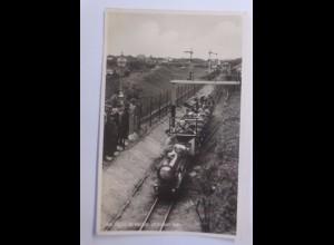 """England, Lokomotive"" 1930 ♥"