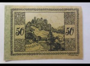 Notgeld, Österreich 50 Heller Gemeinde Windegg 1920 ♥ (8708)