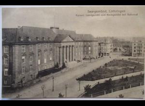 Saargemünd, Kaiserliches Landgericht, ca. 1910