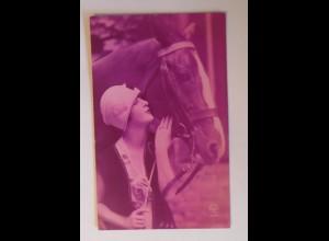 """""""Pferde, Frauen, Mode"""" 1920 ♥ (18289)"""