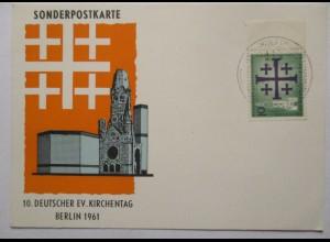 Religion, 10. Deutsche Ev. Kirchentag 1961