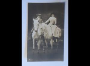 """Pferde, Frauen, Männer"" 1914 ♥ (28717)"