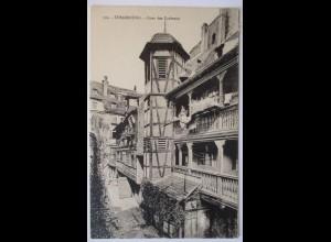 Straßburg, Cour de Corbeaux, ca. 1918