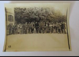 """""""Fahrrad RV Hannover"""" 1924, Radfahrerverein ♥"""