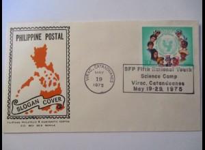 Philippinen, Zukunft, Kinder, Sonderbrief 1975