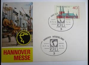 Bund, Hannover-Messe 1974