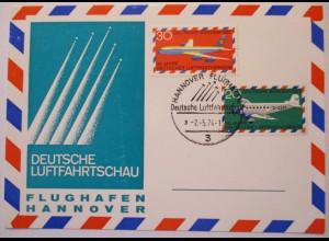 Bund, Luftfahrtschau Hannover 1974