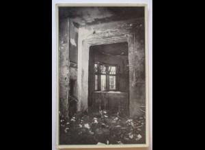 Österreich, Wiederaufbau-Karte Herold-Haus