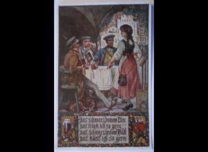 Verein für das Deutschtum im Ausland, Das schwarz-braune Bier