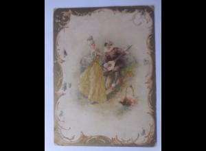 Hochzeit, Biedermeier, Hochzeitfest in Ramsach 1907 ♥
