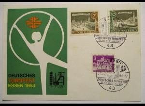 Sport, Deutsches Turnfest 1963