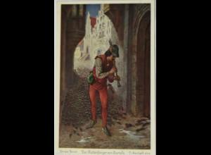 """""""Märchen, Der Rattenfänger von Hameln"""" 1914 (1331)"""