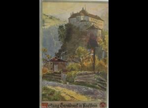 Schulverein, Kufstein, Pfingsten, 1925 ♥ (721)