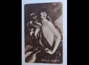 Zirkus, Dolly Jancsi, Transvesti Show, 1909 ♥ (43625)