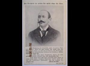 Alfred Dreyfuss, Freiheit ohne Ehre, Frankreich, Österreich Politik (2295)