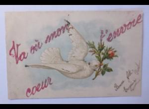 """""""Taube, Rose"""" 1905 ♥ (63155)"""