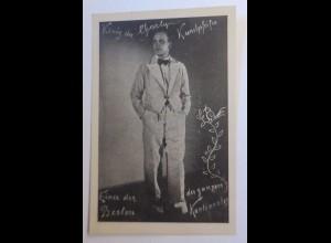 """Zirkus, König der Charly Kunstpfeifer"" 1900 ♥"