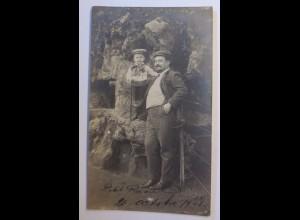 """Zirkus, Künstlerfamilie"" 1908 ♥"