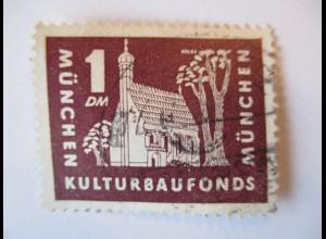 Wiederaufbau München, Spendenmarke Wiederaufbaufonds (43939)