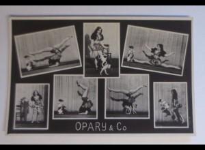 """Zirkus, Opary & Co,Atraktionen"" 1910 ♥"