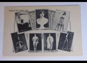 """Zirkus, Original Else Arbra, Atraktionen"" 1916 ♥"