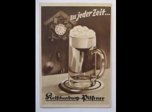 Reklame Werbung Bier Ketschenburg Pils Verlag DuMont Schauberg Köln (52668)