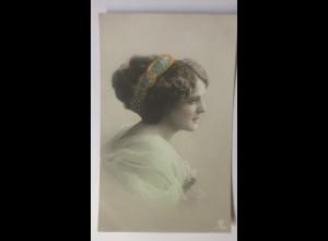 Frauen, Mode, Frisur, Haarschmuck, 1910 ♥ (44842)