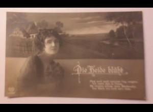 Frauen, Mode, Die Heide blüht, 1917 ♥ (37390)