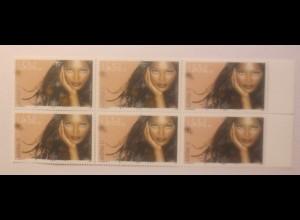 Briefmarken Mode Naomi Cambell Österreich xx Mi.2590 ♥ (37425)