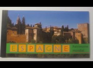 Vereinte Nationen Genf Markenheft 2000 Spanien Mi.MH 0-5 Französisch ♥ (7174)