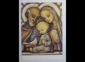 Hummel, Kinder, Heilige Familie, 1980 ♥ (70601)