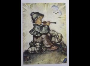 Hummel, Kinder, Der Flötenspieler 1980 ♥ (28756)