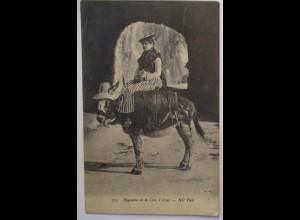 Esel, Paysanne de la Cote d´Azur (22632)