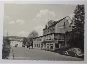 Marienstatt Kloster Abtei mit Klostergaststätte, 1950 ♥ (72855)