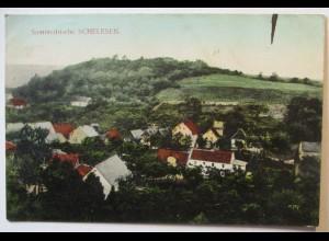 Schelesen in Böhmen, Sommerfrische 1919 Verlag Oskar Heller (62163)