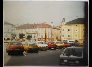 Freistadt Böhmergasse, original Foto 1981 (63382)