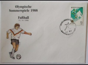 Olympia 1988 Fußball (10919)