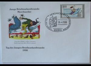 Wilhelm Busch Max und Moritz 1990, Maikäfer und Onkel Fritz (72416)