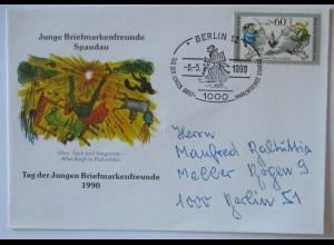 Wilhelm Busch Max und Moritz 1990, Explosion bei Lehrer Lämpel (42936)