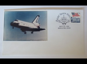 Weltraum USA NASA Space Shuttle Kid´s Space Station 1994 ♥ (32271)